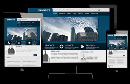 Tema de WordPress | Exclusive Theme
