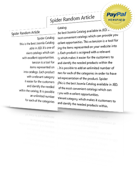 Joomla Random Article Module