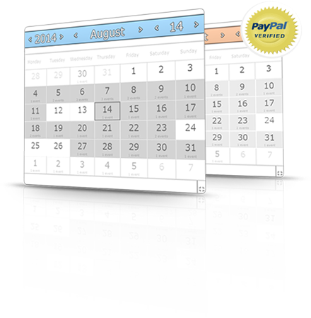 WordPress Plugin Flash Calendar - Web-Dorado