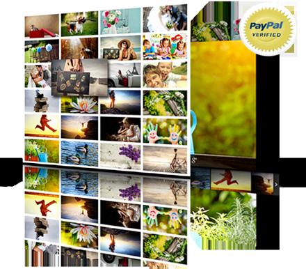 Photo Gallery Widget WordPress