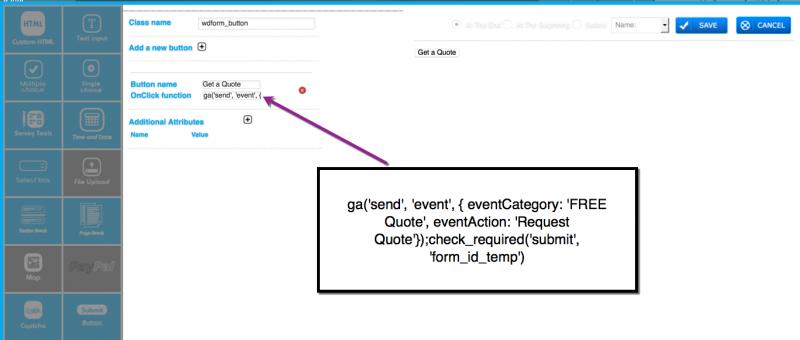 Form Submission Tracking via Google Analytics - Forum – Web Dorado