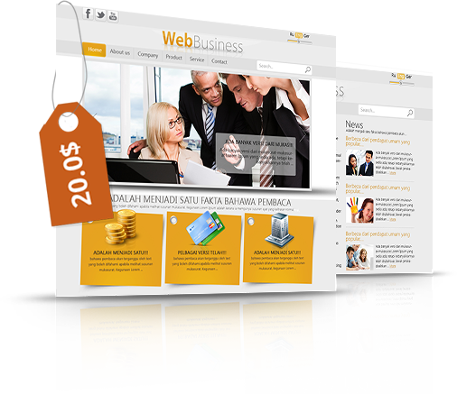 WordPress Expert Theme