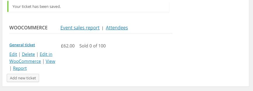 WordPress Calendario de eventos Add-on | Entradas eventos