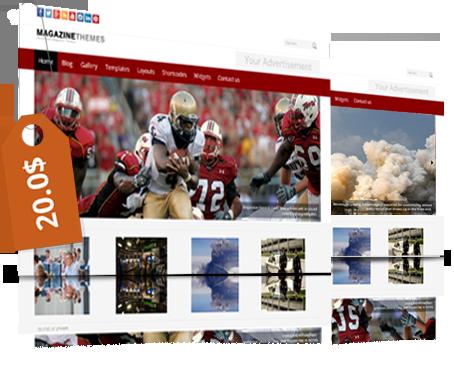 WordPress Best Magazine Theme